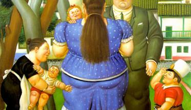 Botero - La famiglia