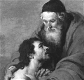 Bartolome Esteban Murillo: Ritorno figliol prodigo (la misericordia di Dio)
