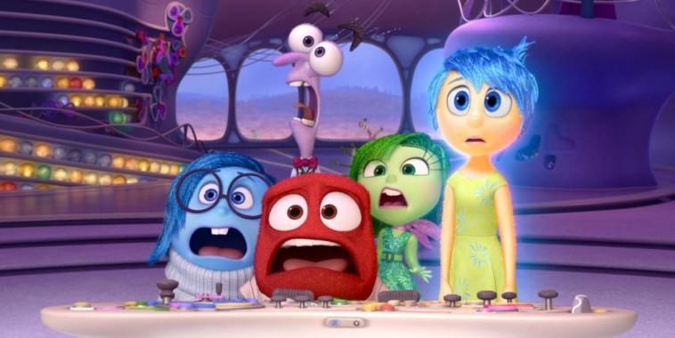 Una foto di scena del film della Pixar 'Inside Out', 14 settembre 2015. ANSA/UFFICIO STAMPA PIXAR ++ NO SALES, EDITORIAL USE ONLY ++