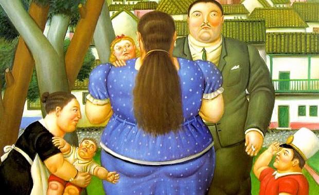 Famiglia botero4